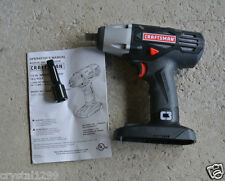 Craftsman C3 19.2V Cordless 1/2 Inch Reversable Impact Wrench NEW W/Extender