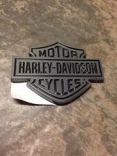 Harley Davidson Dylan Left Side Tank Emblem -62314-08 Bar And Shield