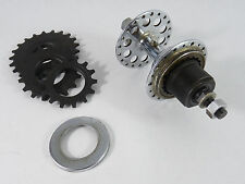 "Bayliss Wiley Hub 1940S/50S Rear 14–21T 3Spd 1/8"" Cogs 40 Hole Vintage Bike NOS"