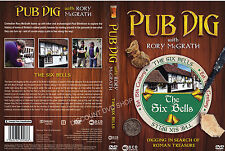 PUB DIG-THE SIX BELLS. DIGGING IN SEARCH OF ROMAN TREASURE WITH RORY McGRATH