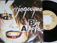 "7"" - Kajagoogoo - Big Apple & Monochromatic Live - 1983 # 4316"