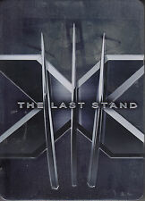 The Last Stand-2006-Hugh Jackman-[IN metal BOX 2 disc Special Edition]-Movie-DVD