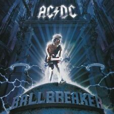 AC/DC 'BALLBREAKER' 2014 REMASTERED LP 180G VINYL NEW / FACTORY SEALED