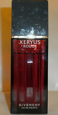 Xeryus Rouge Givenchy  100 ml edt vintage 90% full