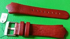 WATCH BAND BRACELET MONTRE  cuir******FESTINA** **MARRON** 22mm***REF OK11