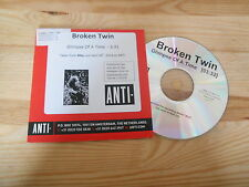 CD Ethno Broken Twin-Glimpse of a Time (1) canzone PROMO anti Rec