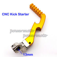 CNC Kick Start Starter Lever For 50cc-125cc Thumpstar Atomik CRF50 KLX Pit Bike