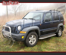 JEEP LIBERTY / CHEROKEE KJ 05-07 BULL BAR + SIDE STEPS +GRATIS! STAINLESS STEEL