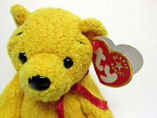 "Ty-Beanie Baby - ""Poopsie"" Bear * New in Mint Condition w/Mint tags"