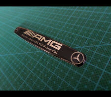 AMG Car EMBLEM Badge Mercedes Benz SLK  #02