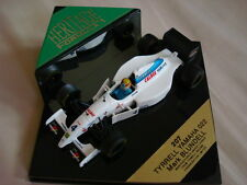 ONYX F1 TYRRELL YAMAHA 022 M. Blundell 1/43 with Case