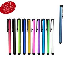 1 X  Penna pennino capacitivo TOUCH Smartphone Tablet  IPHONE SAMSUNG IPAD MINI