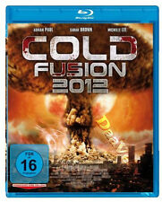 Cold Fusion NEW Blu-Ray Disc Ivan Mitov Adrian Paul Sarah Brown Michelle Lee