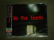 Ani DiFranco To The Teeth Japan CD sealed