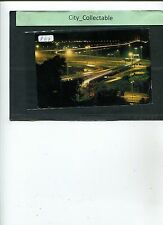 P612 # MALAYSIA USED PICTURE POST CARD * PENANG BRIDGE NIGHT VIEW