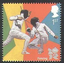 GB 2011 Sports/Olympics/Olympic Games/Fencing 1v (b7812b)
