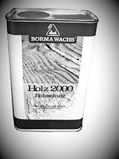 Borma Holzschutz 2000 Wurmtod 5 Ltr. Heimwerker Schädlingsschutz  Insektenschutz
