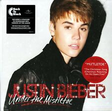 BIEBER JUSTIN UNDER THE MISTLETOE VINILE LP 180 GRAMMI NUOVO SIGILLATO