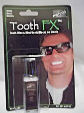 Tooth White Teeth Whitening.Mehron Paint Brush On White Theatrical