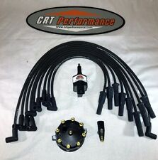 1998-2003 DODGE DURANGO IGNITION TUNE UP KIT BLACK 45K ADD POWER + TORQUE