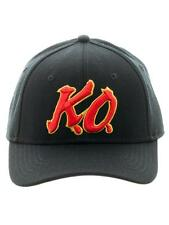 OFFICIAL AWESOME STREET FIGHTER V - 'KO' FITTED BASEBALL CAP (BRAND NEW)