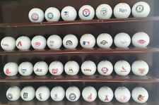 MLB Complete Set LOGO's ALL 30 TEAMS Titleist Pro V1 Golf Balls Mint AAAAA