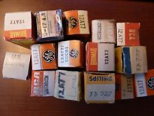 ONE Tube 12AT7 ECC81  VARIOUS BRANDS SEE PICTURE  NIB NOS TESTED
