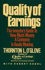 Quality of Earnings : The Investor's Guide to How Much Money a Company Is Really