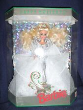 BARBIE HAPPY HOLIDAYS HOLIDAY 1992 NRFB MAGIA DELLE FESTE