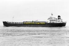 mc1665 - BP Oil Tanker - British Laurel , built 1965 - photo 6x4