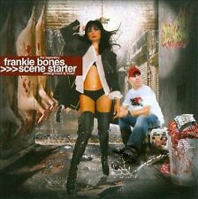 FRANKIE BONES Scene Starter CD NEW DJ Mixed Moist MM-2024-2 electronic techno