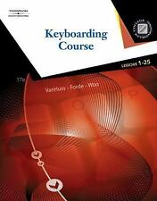 Keyboarding Course, Lessons 1-25 + Keyboarding Pro 5, Version 5.0.3