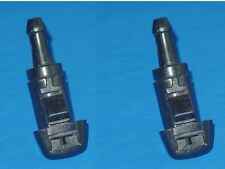 Set 2 Windshield Washer Nozzle Front Fits: Jeep Patriot 2008-2015