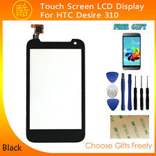 Touch Screen Digitizer Glass Lens Replacement For HTC Desire 310 Black
