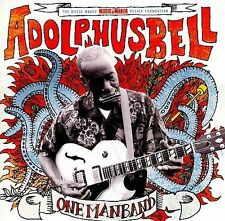 FREE US SHIP. on ANY 2 CDs! ~LikeNew CD Adolphus Bell: One Man Band
