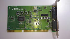 Creative Sound Blaster Vibra16 Model CT4188 ISA Soundkarte