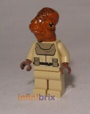 Lego Custom Mon Calamari Officer Star Wars Minifigure BRAND NEW cus258