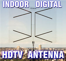 NEW Indoor TV Aerial HDTV Digital UHF TV Antenna
