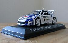 Peugeot 206 WRC 1999 Tour de Corse - 1/43 model rally car