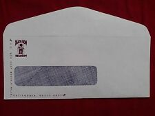 VINTAGE DEATH ROW RECORDS ENVELOPE FROM EARLY DAYS NEW SUGE KNIGHT TUPAC RARE