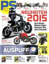 PS1407 + KTM 1290 Super Duke R vs. Voluno MT-01 + Auspuff-Spezial + PS 7/2014
