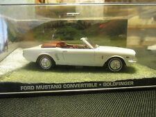 James bond voitures collection 035 ford mustang convertible goldfinger