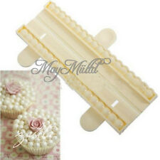 Bead Cutter Pearl Sugarcraft Fondant Cake Gum Paste Decorating Mold Tool Fancy M