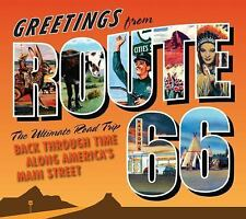 Greetings from Route 66: The Ultimate Road Trip Back Through Time Along America'