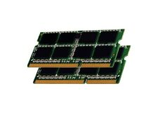 NEW 8GB 2X4GB Memory SODIMM PC3-10600 DDR3 for Toshiba Satellite A665-S6050