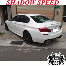 PAINTED FOR BMW F10 5-SERIES M5 TYPE REAR TRUNK BOOT SPOILER 4D SEDAN 535d 550i✪