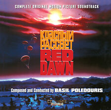 Red Dawn - Complete Score - Limited Edition - Basil Poledouris