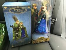 Disney Fairytale Collection Anna & Kristoff from Frozen Limited Edition Doll Set