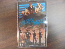 "NEW SEALED ""Concrete Angels"" soundtrack    Cassette Tape   (G)"