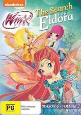 Winx Club: The Search for Eldora (Season 6 Vol 2) DVD NEW